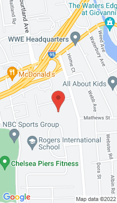 Map of Cooperative Home on 265 Sylvan Knoll Road,Stamford, CT