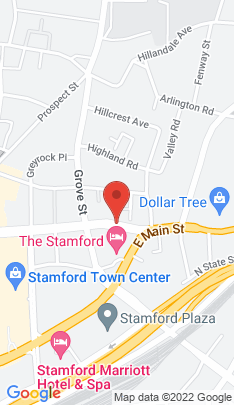 Map of Single Family Home on 247 Broad Street,Stamford, CT