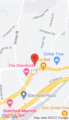 Map of Condo Home on 300 Broad Street,Stamford, CT