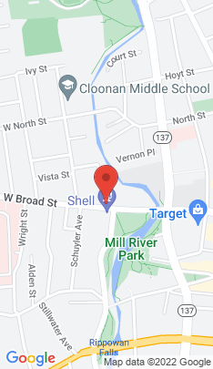 Map of Condo Home on 35 Broad Street,Stamford, CT