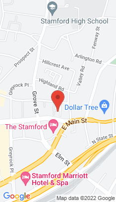 Map of Condo Home on 44 Pleasant Street,Stamford, CT