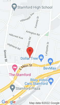 Map of Condo Home on 22 Glenbrook Road,Stamford, CT