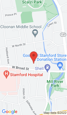 Map of Condo Home on 24 Adams Avenue,Stamford, CT