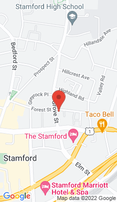 Map of Condo Home on 71 Grove Street,Stamford, CT