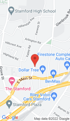Map of Condo Home on 25a Glenbrook Road,Stamford, CT