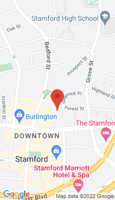 Map of Condo Home on 25 Forest Street,Stamford, CT