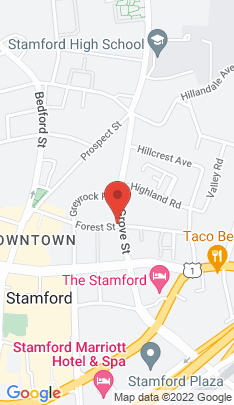 Map of Condo Home on 82 Forest Street,Stamford, CT