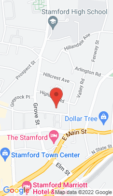 Map of Condo Home on 156 Forest Street,Stamford, CT