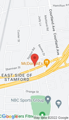 Map of Condo Home on 1056 Main Street,Stamford, CT