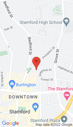 Map of Condo Home on 53 Prospect Street,Stamford, CT