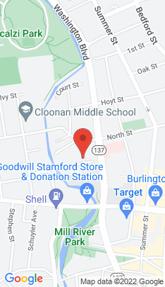 Map of Condo Home on 15 Renwick Street,Stamford, CT