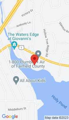 Map of Single Family Home on 23 Catalpa Terrace,Darien, CT