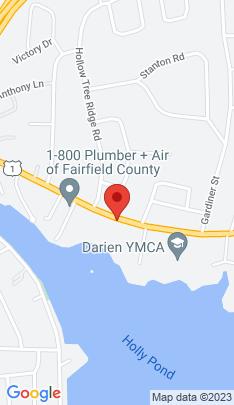 Map of Single Family Home on 2536 Boston Post Road,Darien, CT