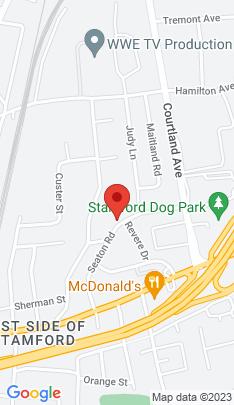 Map of condominium home on 190 Seaton Road,Stamford, CT