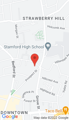 Map of Condo Home on 143 Hoyt Street,Stamford, CT