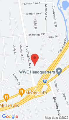 Map of Condo Home on 59 Courtland Avenue,Stamford, CT
