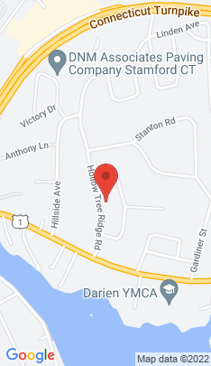 Map of Single Family Home on 20 Hollow Tree Ridge Road,Darien, CT