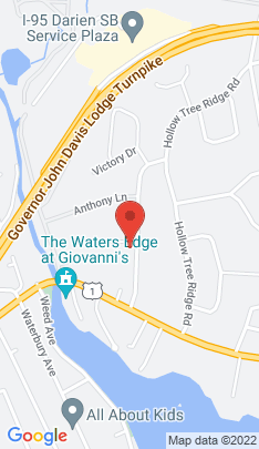 Map of Single Family Home on 23 Hillside Avenue,Darien, CT