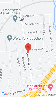 Map of Condo Home on 135 Courtland Avenue,Stamford, CT