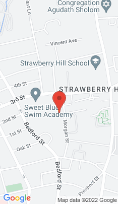 Map of Multi Family Home on 95a Morgan Street,Stamford, CT