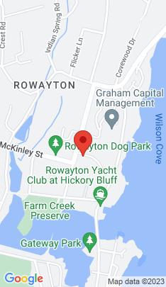 Map of Luxury Single Family Home on 2 Harbor Bluff Lane,Norwalk, CT