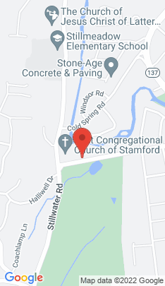 Map of Condo Home on 307 Bridge Street,Stamford, CT