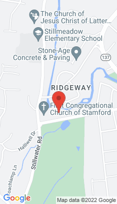 Map of Condo Home on 275 Bridge Street,Stamford, CT