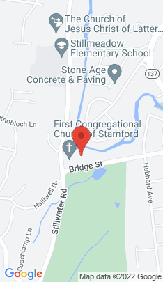 Map of Condo Home on 279 Bridge Street,Stamford, CT