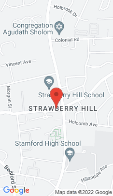 Map of Condo Home on 1 Strawberry Hill Court,Stamford, CT