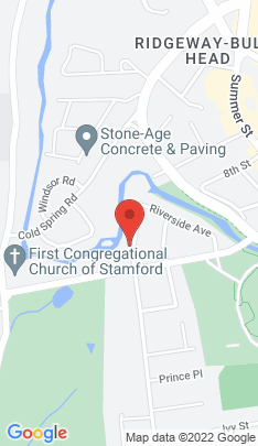 Map of Condo Home on 284 Hubbard Avenue,Stamford, CT