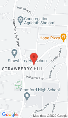 Map of Single Family Home on 35 Ardsley Road,Stamford, CT