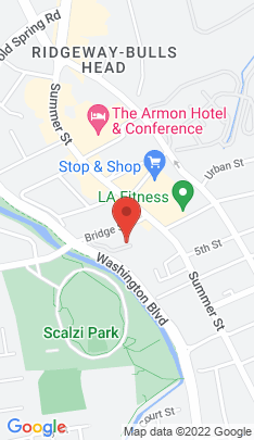 Map of Condo Home on 122 Woodside Green ,Stamford, CT