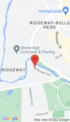 Map of Condo Home on 69 Riverside Avenue,Stamford, CT