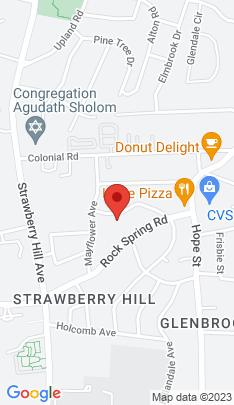 Map of Multi Family Home on 60 Puritan Lane,Stamford, CT