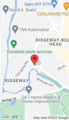 Map of Condo Home on 2350 Washington Boulevard,Stamford, CT