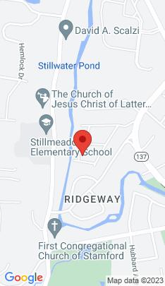 Map of Single Family Home on 5 Borglum Street,Stamford, CT