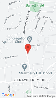 Map of Condo Home on 255 Strawberry Hill Avenue,Stamford, CT