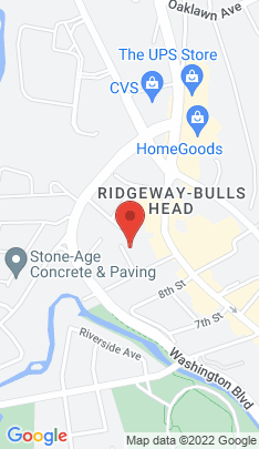 Map of Multi Family Home on 21 Fowler Street,Stamford, CT