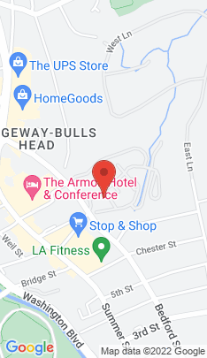 Map of Condo Home on 2435 Bedford Street,Stamford, CT