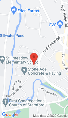 Map of Multi Family Home on 115 Cold Spring Road,Stamford, CT