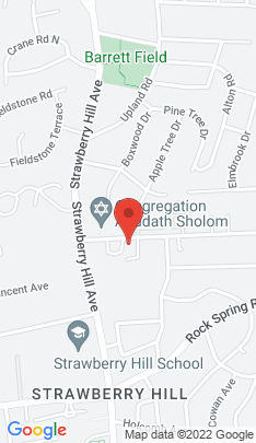 Map of Condo Home on 168 Colonial Road,Stamford, CT