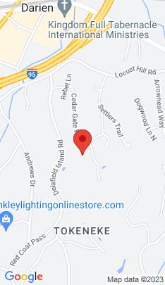 Map of Single Family Home on 39 Cedar Gate Road,Darien, CT