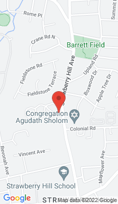 Map of Condo Home on 320 Strawberry Hill Avenue,Stamford, CT
