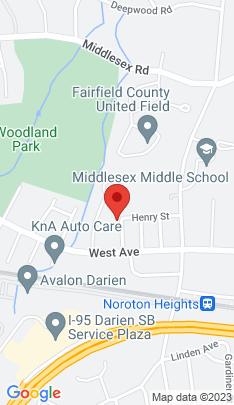 Map of Single Family Home on 21 Joseph Street,Darien, CT