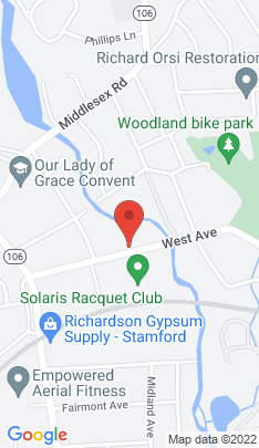 Map of Condo Home on 88 Maple Tree Avenue,Stamford, CT
