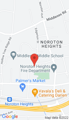 Map of Single Family Home on 47 Edgerton Street,Darien, CT