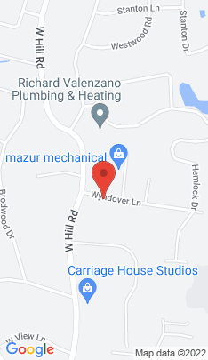 Map of Single Family Home on 23 Wyndover Lane,Stamford, CT
