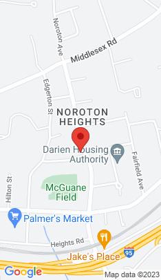 Map of Single Family Home on 237 Noroton Avenue,Darien, CT