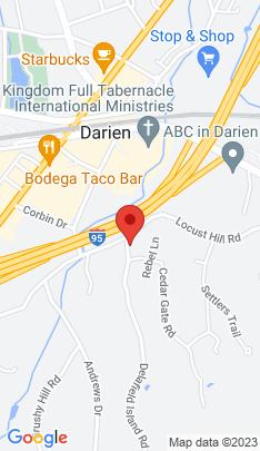Map of Single Family Home on 2 Cedar Gate Road,Darien, CT