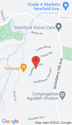 Map of Single Family Home on 60 Fieldstone Road,Stamford, CT
